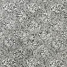 Ink Ethnic Decorator Fabric by Pindler