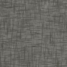 Charcoal Decorator Fabric by Kasmir