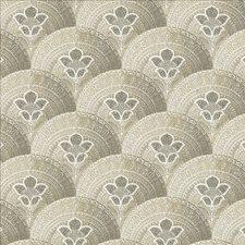 Grey Decorator Fabric by Kasmir