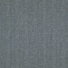 Blue Traditional Decorator Fabric by JF