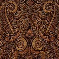 Chestnut Decorator Fabric by RM Coco