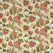 Putty Botanical Decorator Fabric by Kravet