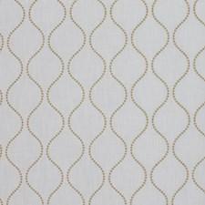 Cream/Mocha Decorator Fabric by RM Coco