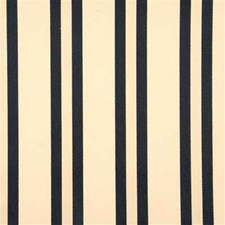 Navy Stripes Decorator Fabric by Parkertex