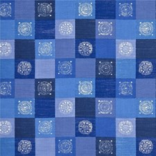 Denim/Indigo Decorator Fabric by Baker Lifestyle