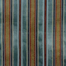 Prince Regent S-Seaglas Stripes Decorator Fabric by Lee Jofa