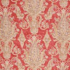 Tomato Decorator Fabric by RM Coco