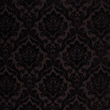 Black Decorator Fabric by RM Coco