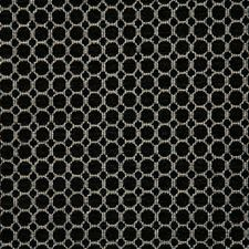 Black Decorator Fabric by Pindler