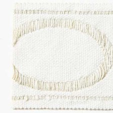 Tape Braid Ivory Trim by Pindler