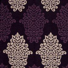 Aubergine Decorator Fabric by Kasmir