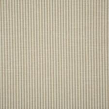 Khaki Stripe Decorator Fabric by Pindler