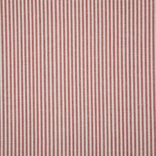 Strawberry Stripe Decorator Fabric by Pindler