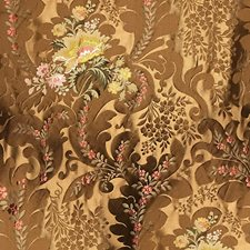 Cocoa Decorator Fabric by Scalamandre