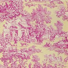 Orchid Toile Decorator Fabric by Kravet
