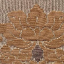 Pink Beige Decorator Fabric by RM Coco