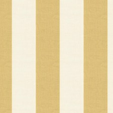 Gold Stripes Decorator Fabric by Kravet