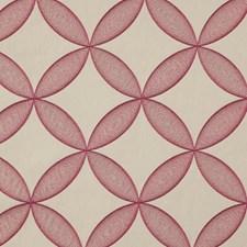 Raspberry Decorator Fabric by RM Coco