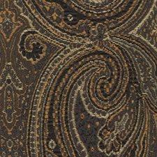 Black Teak Decorator Fabric by RM Coco