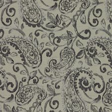 Slate Decorator Fabric by RM Coco