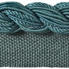 Cord With Lip Turquoise Trim by Kravet