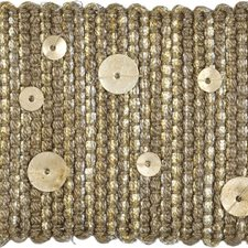 Braids Nickel Trim by Kravet