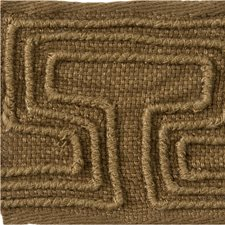 Braids Peat Trim by Kravet