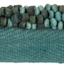Bead Indigo Trim by Kravet