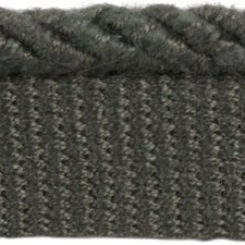 Cord With Lip Graphite Trim by Groundworks