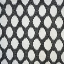 Grey/Silver/Offwhite Traditional Decorator Fabric by JF