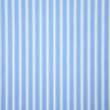 Periwinkle Stripe Decorator Fabric by Pindler