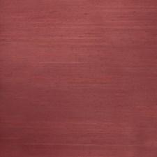 Crimson Texture Raised Wallcovering by Stroheim Wallpaper