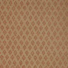 Rust On Sienna Lattice Wallcovering by Stroheim Wallpaper