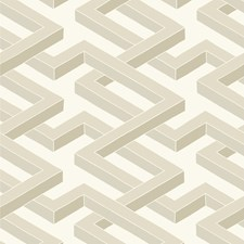 White Print Wallcovering by Cole & Son Wallpaper