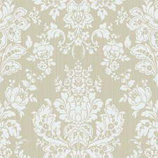 Old Olive Print Wallcovering by Cole & Son Wallpaper