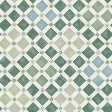 Olive/Print Room Blue Print Wallcovering by Cole & Son Wallpaper