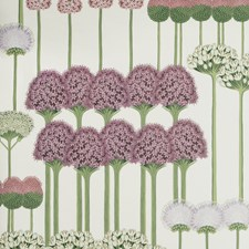 Mulb/Blush/Lilac Print Wallcovering by Cole & Son Wallpaper