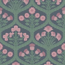 Rose/Fores Botanical Wallcovering by Cole & Son Wallpaper
