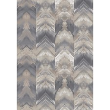 Pewter Wallcovering by Maxwell