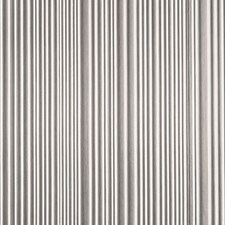 Strie Silver Wallcovering by Phillip Jeffries Wallpaper
