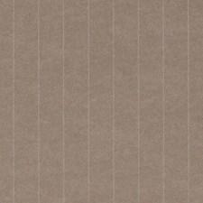 Pinstripe White on Tan Wallcovering by Phillip Jeffries Wallpaper