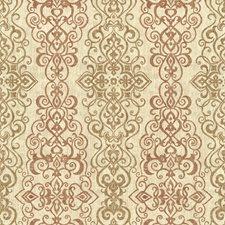 Copper Wallcovering by Brewster