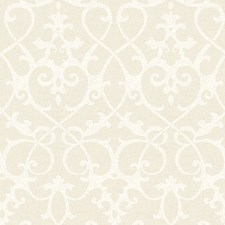 Beige Wallcovering by Brewster