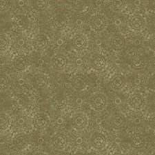 Gold Medallion Wallcovering by Brewster