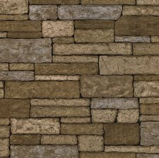 Brick Wallcovering by Brewster