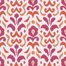 Pink Orange Global Wallcovering by Stroheim Wallpaper