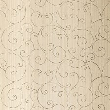 Aged Silver Wallcovering by Schumacher Wallpaper