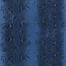Cobalt Wallcovering by Schumacher Wallpaper