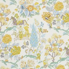Citron Wallcovering by Schumacher Wallpaper