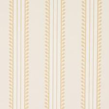 Ivory/Ocher Wallcovering by Schumacher
